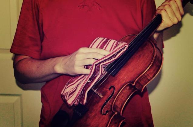 Rimedi casalinghi per la pulizia del violino