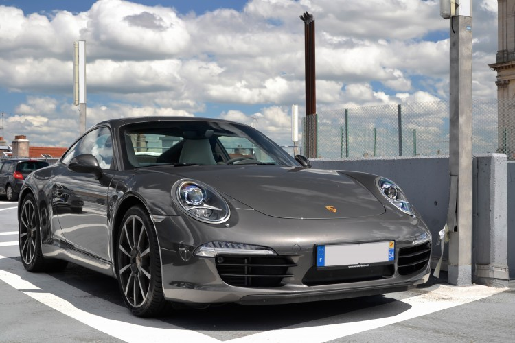 Come guidare una Porsche 911