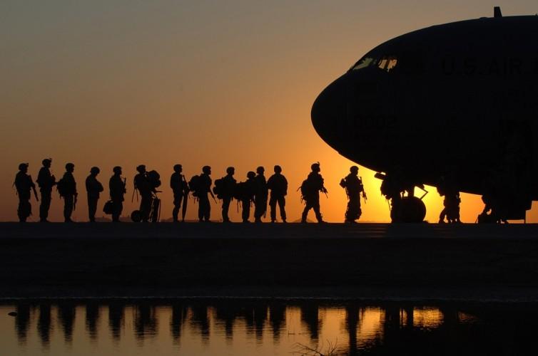 La preparazione fisica degli aspiranti militari