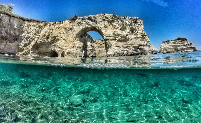 come spostarsi in Salento